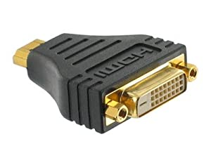 Atlona Dvi-D Female To Hdmi Male Adapter, A/V Adapters, Audio and Video