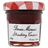 Bonne Maman Strawberry Conserve - 15 x 30gm