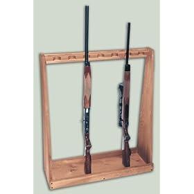 Gun Rack Plans Free Standing