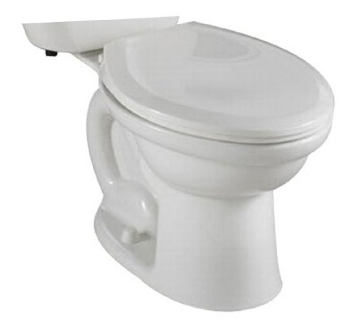 American Standard 3190.016.020 Colony FitRight Round Front Toilet Bowl, White (Bowl Only)