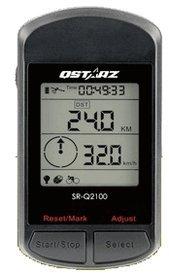 Qstarz SR-Q2100 Sports Recorder / GPS Data Logger (10 in 1) (Price Including Tax)