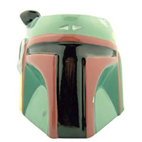 Star Wars Boba Fett Ceramic Mug