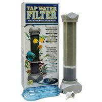 saltwater aquarium using tap water tap water friend or