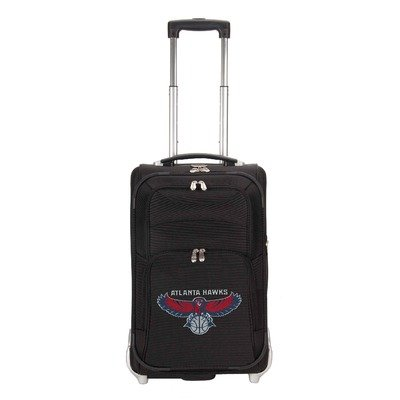 nba-atlanta-hawks-denco-21-inch-carry-on-luggage-black