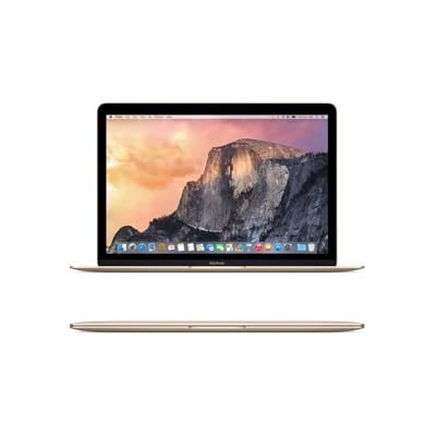 Apple MacBook MK4M2HN/A 12-inch Retina Display Laptop (Intel Core M/8GB/256GB/OS X Yosemite/Intel HD Graphics...