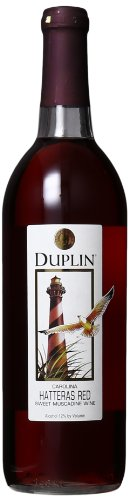 NV Duplin Wine Cellars Hatteras Red Carolina Red Blend 750 mL Red Wine