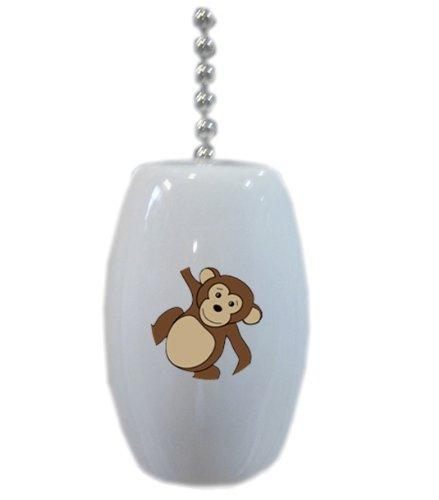 Kids Monkey Lamp front-951217