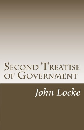 Second treatise of civil government summary