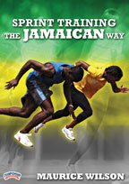 Maurice Wilson: Sprint Training the Jamaican Way (DVD)