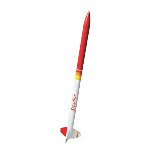Quest Aerospace Super Bird Model Rocket Kit