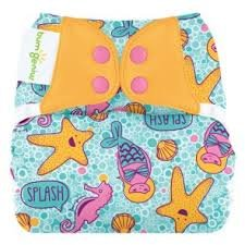 Bumgenius Elemental Cloth Diaper Marie front-636276