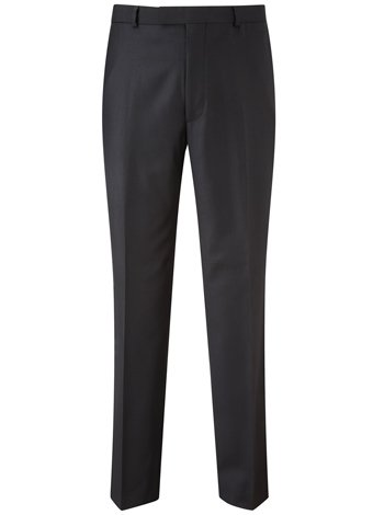 Austin Reed Contemporary Fit Gaberdine Trousers REGULAR MENS 42