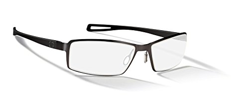 Gunnar Optiks S6127/2-C00203 Wi-Five Full Rim Color Enhanced Computer Glasses With Crystalline Lens For Graphic Designers, Espresso Frame Finish front-597699