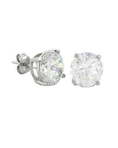 round-cut-clear-cz-basket-set-sterling-silver-stud-earrings-5mm