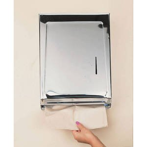 San Jamar® Paper Towel Dispenser Chrome (Wall Napkin Dispenser compare prices)