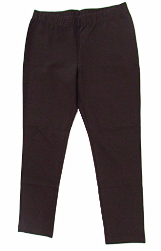 talbots-slim-leg-ankle-with-elastic-waistband-straight-pants-size-12-l-32-33