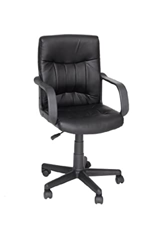 GreenForest High Back Executive PU Leather Ergonomic Office
