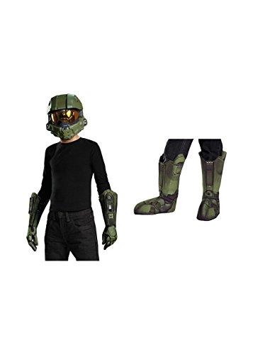 Halo Master Chief big Boys Costume Accessory Set