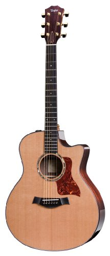 Taylor Guitars 716ce-L Grand Symphony Acoustic Electric Guitar, Left Handed