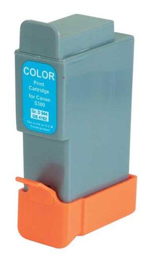 Hama PRINT ME ! Tintenpatrone 3 Color C24 für Canon S200/S200X/S300/S330/i250/i255/i320/i350/i355/i450/i455/i470/i470D/i475D; F20; MP110/130; MPC 190/200/360/370/390; iP1000/1500/2000/3000; Pixma MP-130/