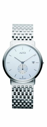 Alfex Men's Stainless Steel Quartz Watch 5468_001