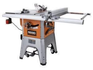 Top Fathers Day Gifts 2013 Factory Reconditioned Ridgid Zrr4512 10 Inch 13 Amp Professional