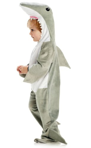 Kids Shark Costume WB