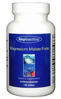 Allergy Research Group - Magnesium Malate Forte - 120