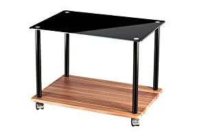 & Glass Small Cheap Square - Rectangular Occasional Coffee Table ...