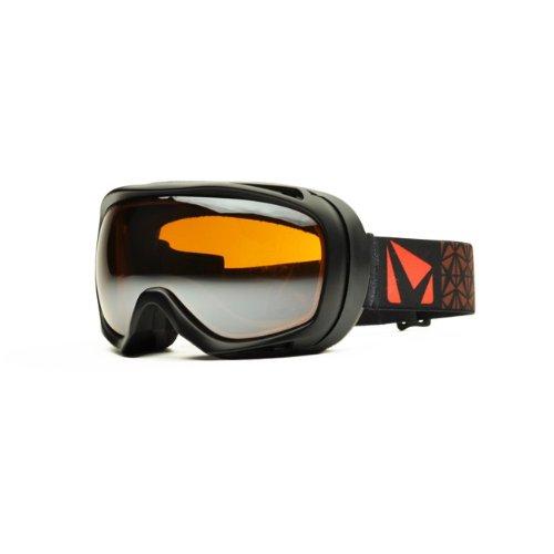 4a3e8876e6a4 Stage OTG Ski Goggle Black Amber - Basstraatdee02