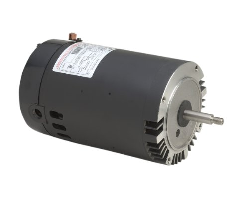 A.O. Smith B229SE 1-1/2 HP, 3450 RPM, 1 Speed, 230/115 Volts, 7.2/14.4 Amps, 1 Service Factor, 56J Frame, PSC, ODP Enclosure, C-Face Pool Motor by Century Electric/AO Smith Motors Co