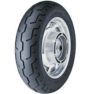Dunlop D206 Shadow ACE Tourer Rear Tire - 170/70R-16/--