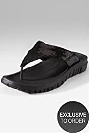 Step-Tone&#8482; Sequin Flip-Flops with Nature-Step Technology&#8482;