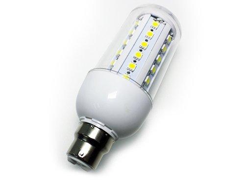 B22, SMD-LED-Leuchtmittel, GLS, warmweiß