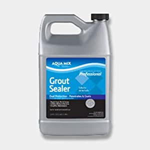 Aqua Mix Grout Sealer - Pint
