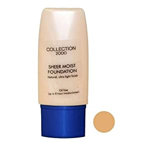 Collection 2000 Sheer Moist Foundation