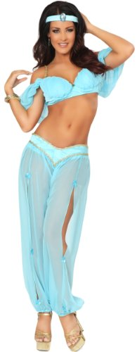 3WISHES 'Arabian Princess Costume' Sexy Fairy Tale Costumes image