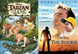 Tarzan & Jane/Rookie (dvd 2-Pack)