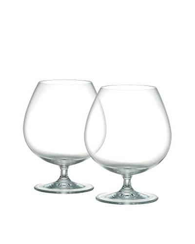 Marquis by Waterford Pair of Vintage 26-Oz. Brandy Glasses