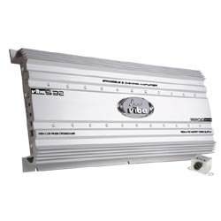 Lanzar Vibe532 Vibe 3200 Watt 5-Channel Mosfet Amplifier
