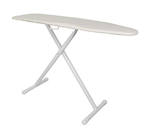 Wholesale Hotel Products IBST-K Deluxe Ironing Board, T-Leg, Light Khaki (Wholesale Hotel Products compare prices)