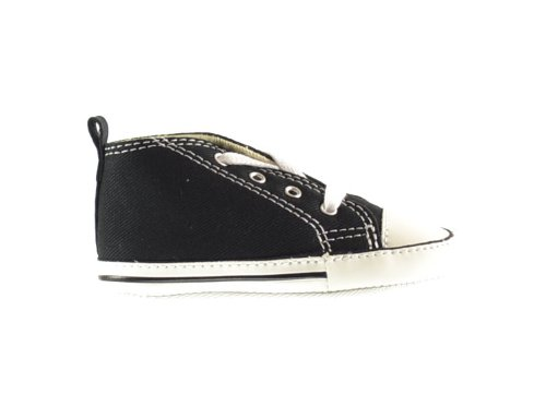 Converse First Starbaby Toddler Shoes Black/White 8J231 (3 M Us) front-830473