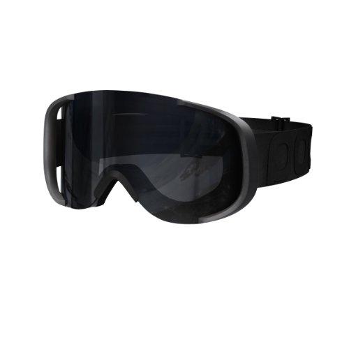 POC Skibrille Cornea All, Uranium Black, One Size, 40311
