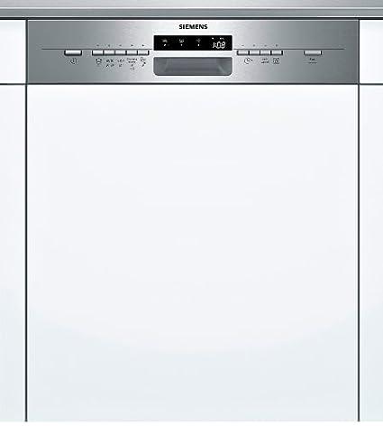 Siemens SN55L581EU Lave-vaisselle 46 dB A++ Argent, Blanc