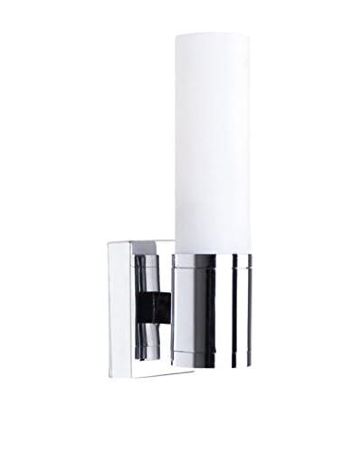 Light&Design Lámpara De Pared Karya Blanco 6 x 21 cm