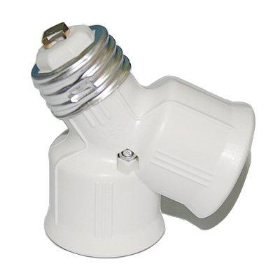 Hde - Led Bulb Splitter For E27 (Edison 27Mm)
