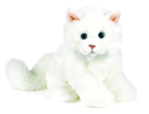Webkinz Smaller Signature White Persian Cat - 1