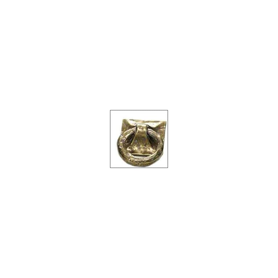 Schaub & Company 863 aww Solid Brass Ring and Backplate