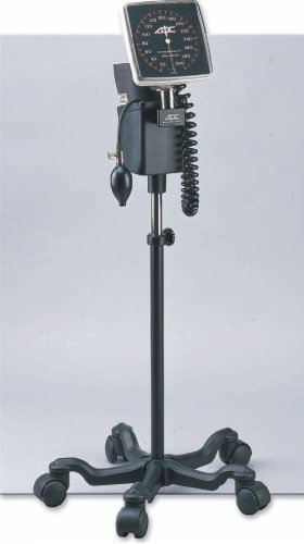 Mobile Aneroid BP Cuff w/ Stand (Dial Monitor Stand compare prices)