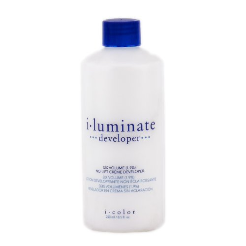 Iso I Luminate No Lift Creme 6 Volume Developer - 8.5 oz (Iso Developer compare prices)